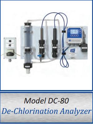 Thiết bị phân tích Clo hóa khử DC80 - ECD